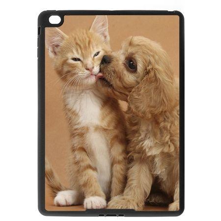 Etui na iPad Air case jak pies z kotem