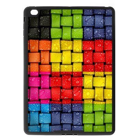 Etui na iPad Air case kolorowa plecionka