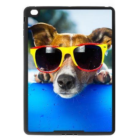 Etui na iPad Air case pies w okularach