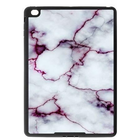 Etui na iPad Air case różowy marmur