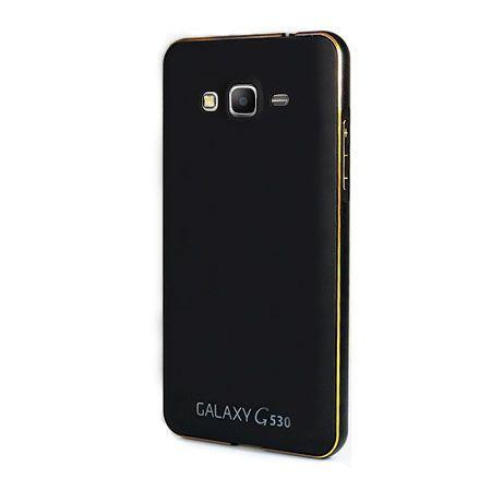 Grand Prime G530 luksusowe etui bumper case czarny.