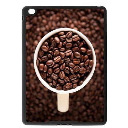 Etui na iPad Air 2 case kawa w kubku