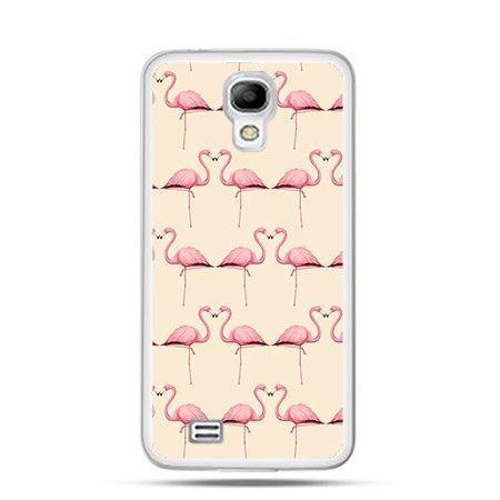 Etui flamingi Samsung S4 mini
