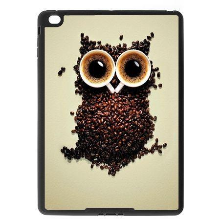 Etui na iPad Air 2 case sowa kawa