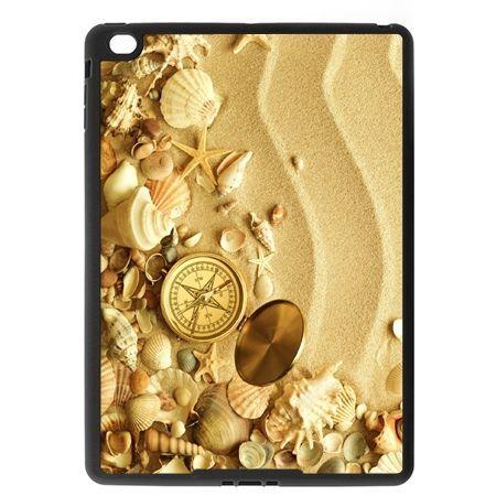 Etui na iPad Air 2 case kompas na plaży