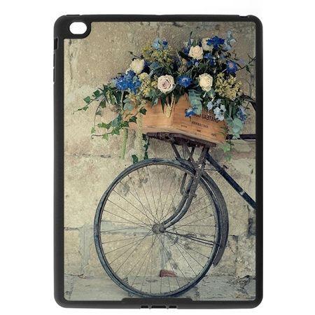 Etui na iPad Air 2 case rower z kwiatami