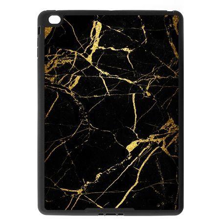 Etui na iPad Air 2 case złoty marmur