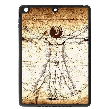 Etui na iPad mini case człowiek witruwiański