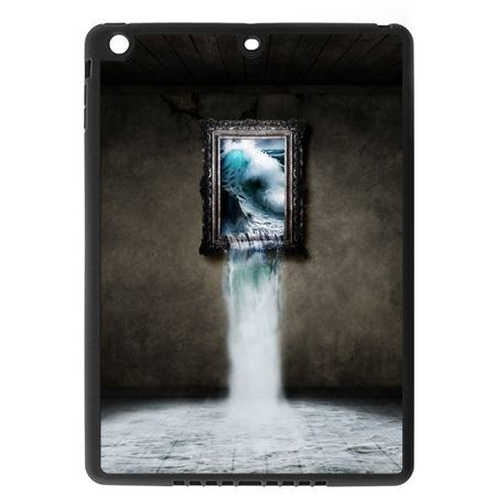 Etui na iPad mini case obraz wodospad