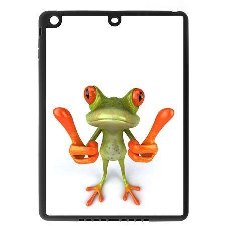 Etui na iPad mini case śmieszna żabka