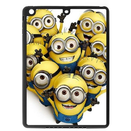 Etui na iPad mini case minionki grupa