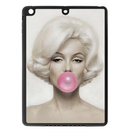 Etui na iPad mini 2 case Monroe z gumą balonową