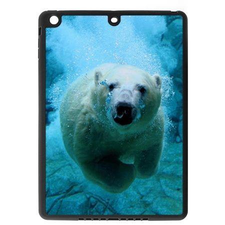 Etui na iPad mini 2 case nurkujący niedzwiedz