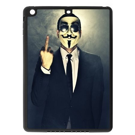 Etui na iPad mini 2 case Anonimus fuck you