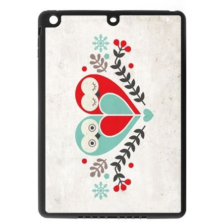Etui na iPad mini 2 case sowy wycinanka