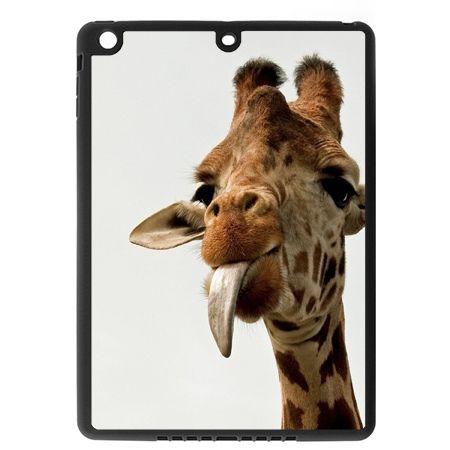 Etui na iPad mini 2 case żyrafa z językiem