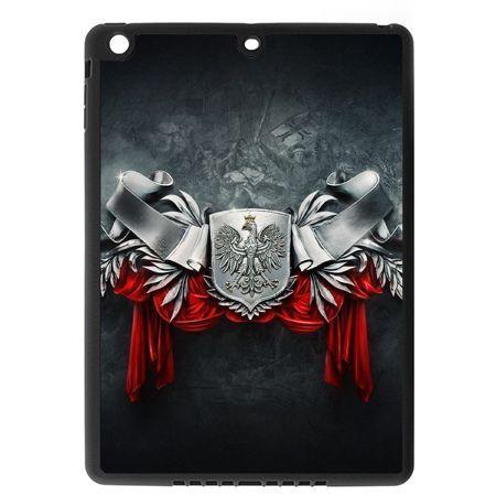 Etui na iPad mini 2 case stalowe godło