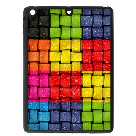 Etui na iPad mini 3 case kolorowa plecionka