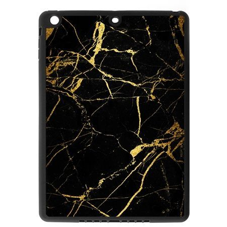 Etui na iPad mini 3 case złoty marmur