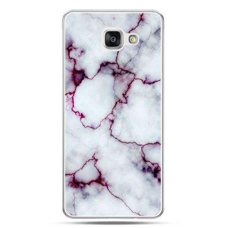 Galaxy A5 (2016) A510, etui na telefon różowy marmur