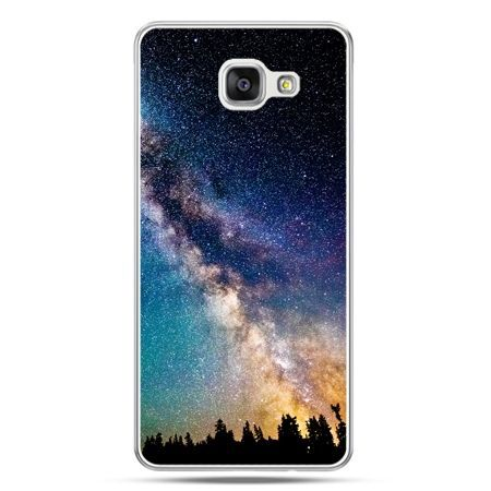 Galaxy A5 (2016) A510, etui na telefon droga mleczna