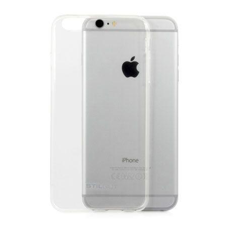 Stilgut iPhone 6 Plus etui silikonowe Ghost clear case.