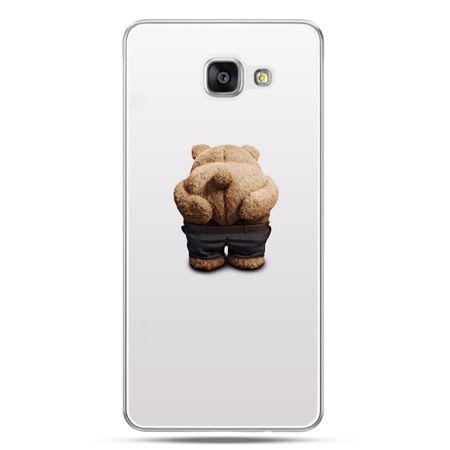 Galaxy A5 (2016) A510, etui na telefon miś Paddington