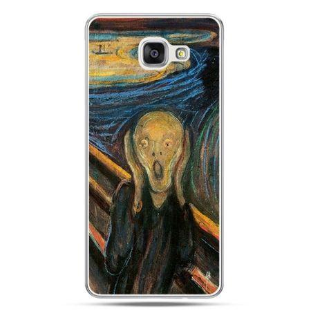Galaxy A5 (2016) A510, etui na telefon Krzyk Munka