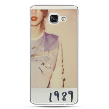 Galaxy A7 (2016) A710, etui na telefon Taylor Swift 1989
