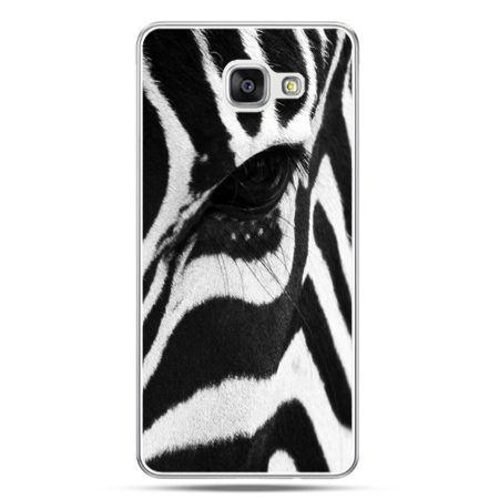 Galaxy A7 (2016) A710, etui na telefon zebra