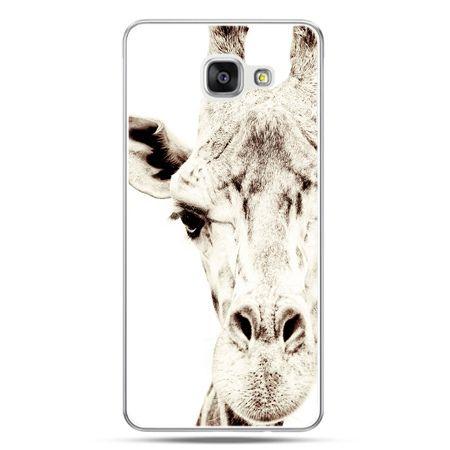 Galaxy A7 (2016) A710, etui na telefon żyrafa