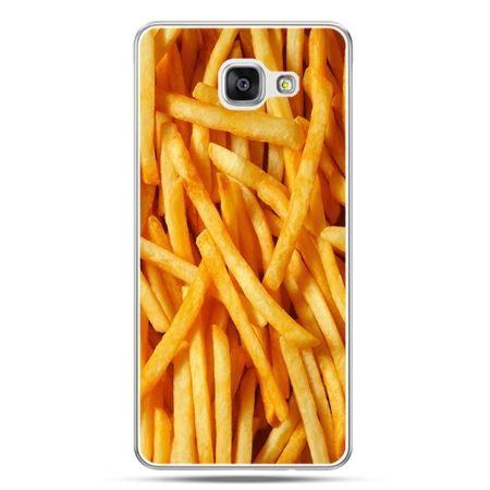 Galaxy A7 (2016) A710, etui na telefon frytki