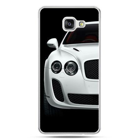 Galaxy A7 (2016) A710, etui na telefon samochód Bentley
