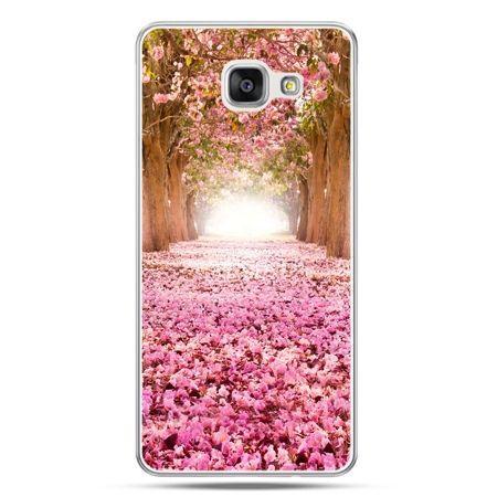 Galaxy A7 (2016) A710, etui na telefon spacer po parku