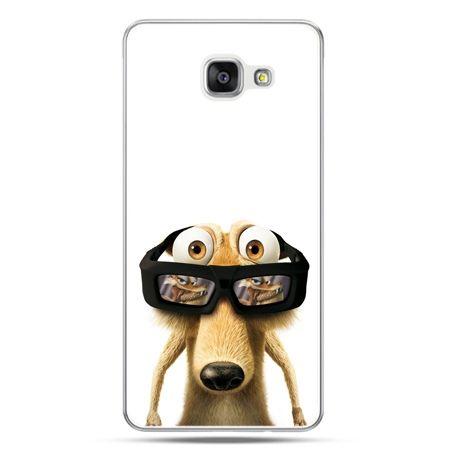 Galaxy A7 (2016) A710, etui na telefon Epoka Lodowcowa