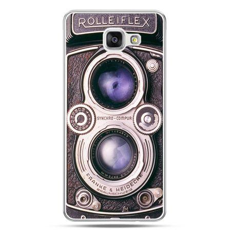 Galaxy A7 (2016) A710, etui na telefon aparat Rolleiflex