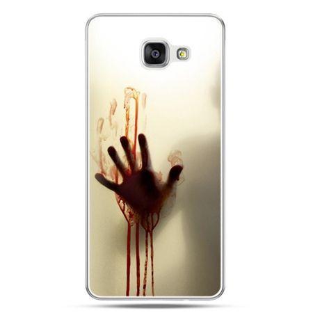 Galaxy A7 (2016) A710, etui na telefon Zombie