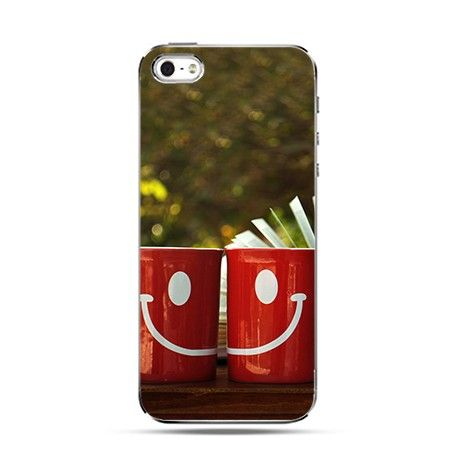 Etui dwa kubki iPhone 5 , 5s