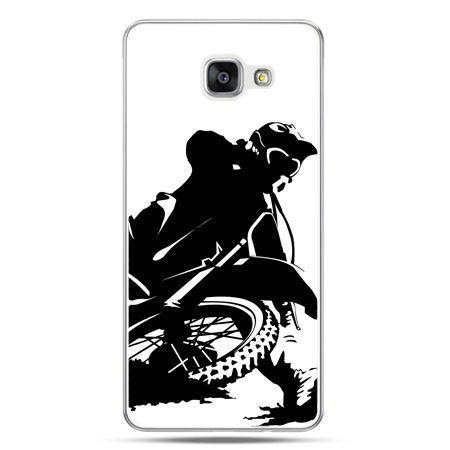 Galaxy A7 (2016) A710, etui na telefon motocykl cross