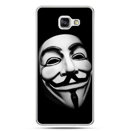 Galaxy A7 (2016) A710, etui na telefon maska Anonimus