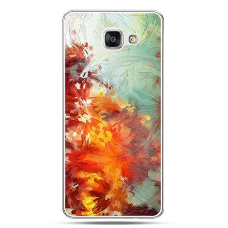 Galaxy A7 (2016) A710, etui na telefon kolorowy obraz
