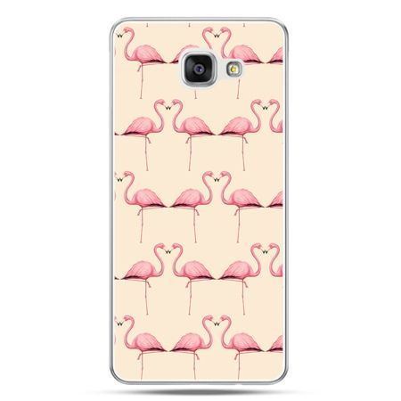 Galaxy A7 (2016) A710, etui na telefon flamingi