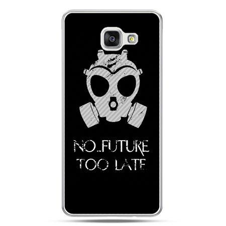 Galaxy A7 (2016) A710, etui na telefon No future