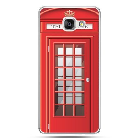 Galaxy A7 (2016) A710, etui na telefon budka telefoniczna