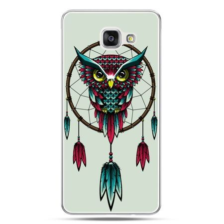 Galaxy A7 (2016) A710, etui na telefon sowa indiańska