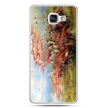 Galaxy A7 (2016) A710, etui na telefon Polska Husaria