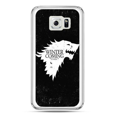 Etui na telefon Galaxy S7 Winter is coming