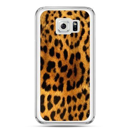 Etui na telefon Galaxy S7 skóra lamparta