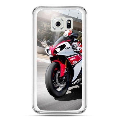 Etui na telefon Galaxy S7 motocykl ścigacz