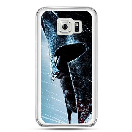 Etui na telefon Galaxy S7 hełm Spartan
